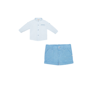 set shirt & short