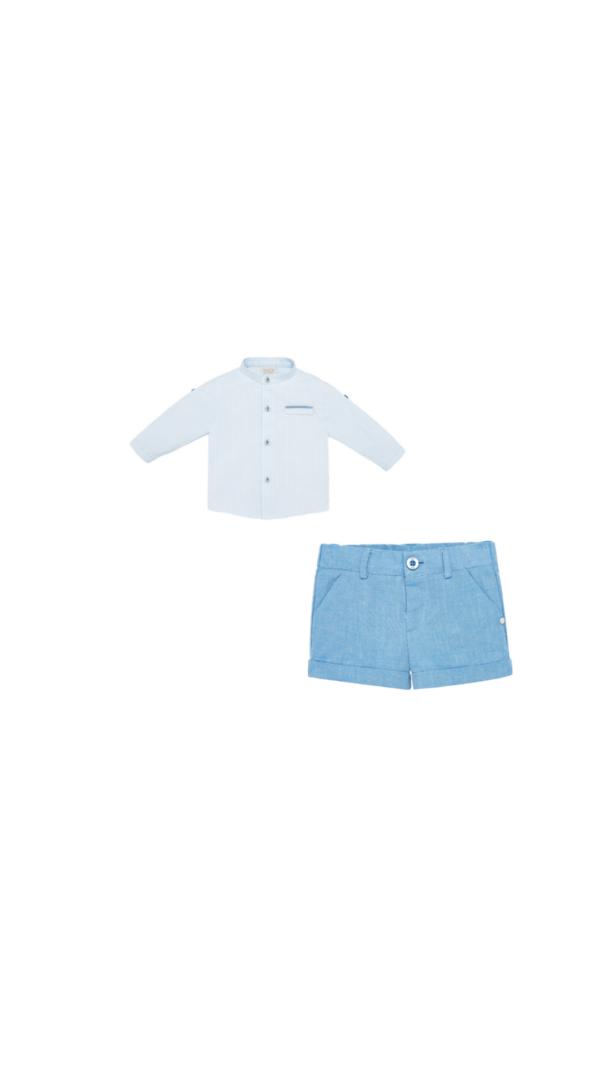 set shirt & short