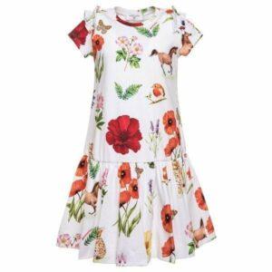 Country stile jersey dress