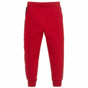 174402d 174402 Girls Red Cotton Joggers