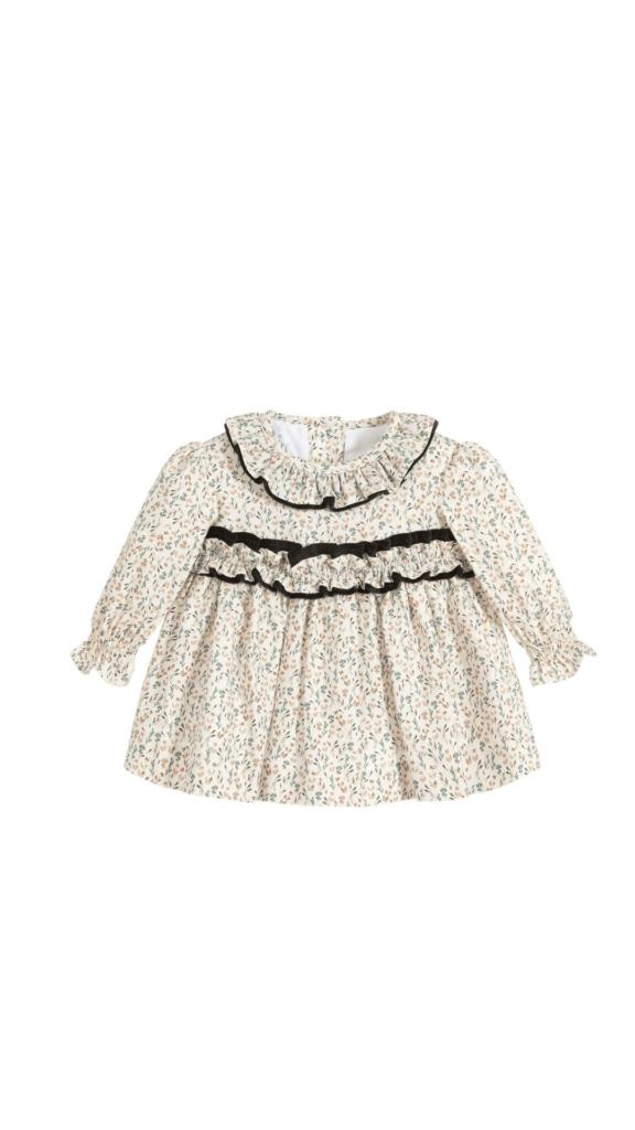 Baby Girls Dress Set by Foque