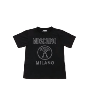 Moschino Kids Double Question Mark T-shirt