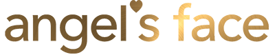angel's face logo