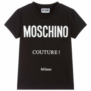 Moschino Kids Couture t-shirt