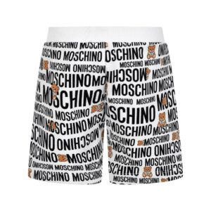 Moschino Kids Boys Logo Shorts