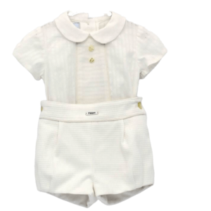 Serenity Shirt and Short by Foque