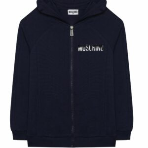 Moschino Kids Zip up top