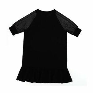Rhinestone dress Monnalisa
