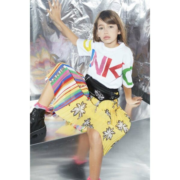 Girls Logo T-Shirt Pinko