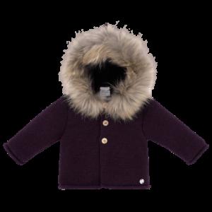 """Paz Rodriguez Coat """"Esencial"""""""