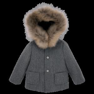 "Paz Rodriguez Coat ""Sendero"