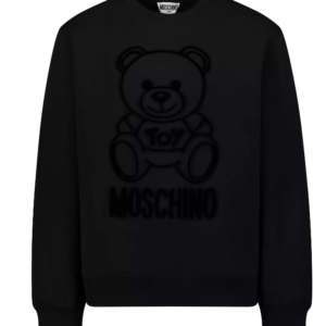 Moschino Kids Teddy Logo Sweater