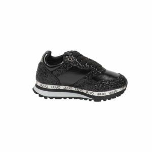 Liujo Kids Sneakers Pewter