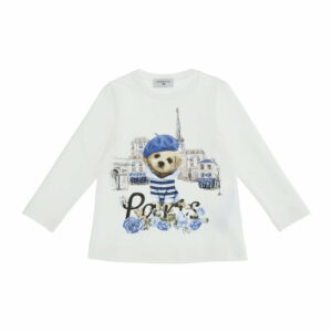 Monnalisa Kids T Shirt Paris