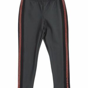 Monnalisa kids Faux leather pants