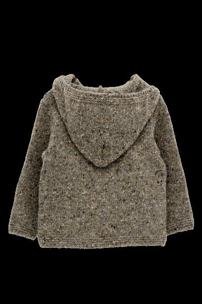 """Foque Hooded Sweatshirt """"Mimosa"""""""