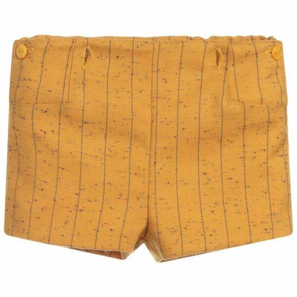 "Foque Shorts Set ""Mimosa"""