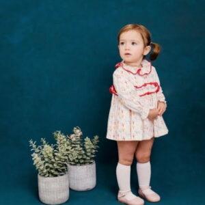"Foque Dress ""Arbustos"""