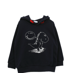 "Foque Hooded Sweater ""Lago"""