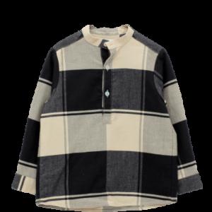 Foque Square Maxi Shirt