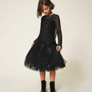 Twinset Kids Tulle Skirt