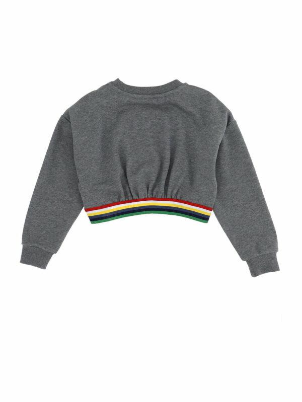 Monnalisa Kids Short Sweatshirt