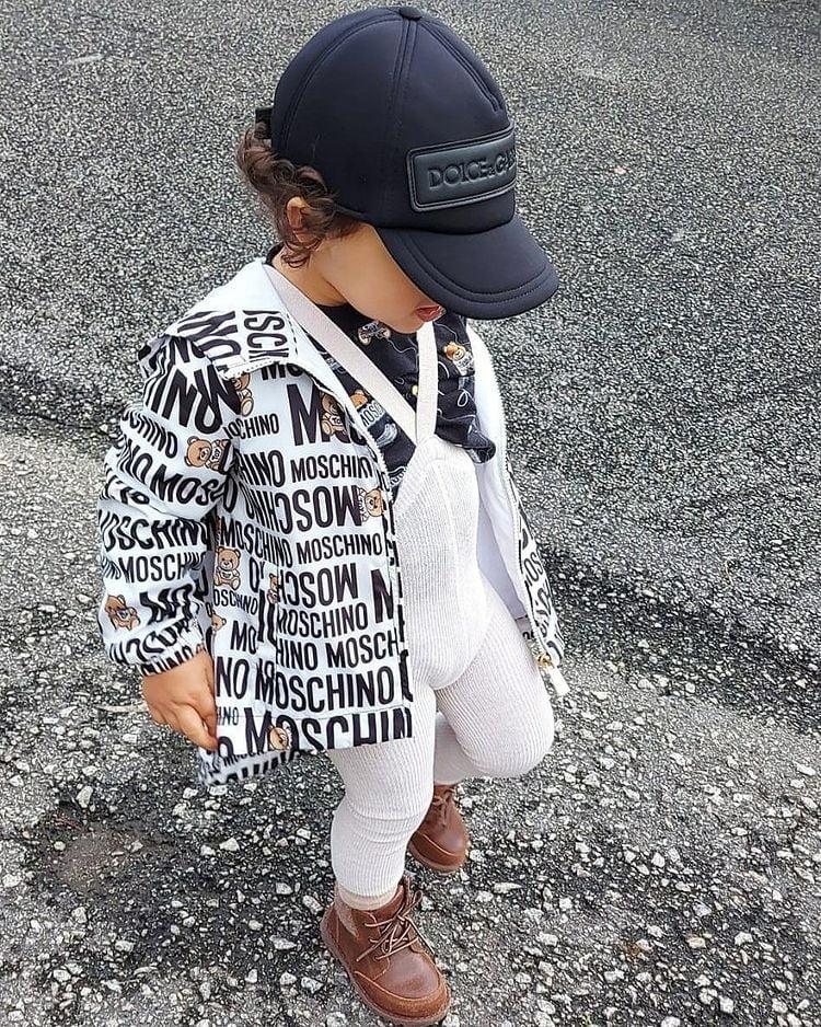 Moschino Baby Boy